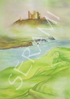 """""""Irland"""" Kunstdruck, Bild, Reproduktion"""